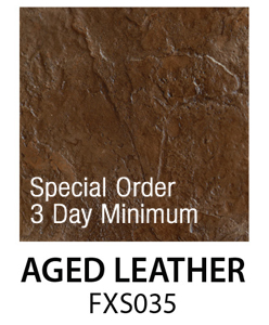 Aged Leather FX035
