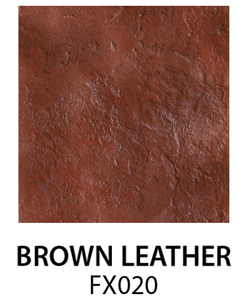Brown Leather FX020