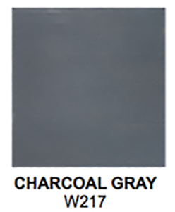 Charcoal Gray W217