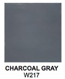 Charcoal Gray W217