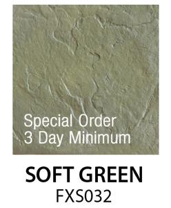 Soft Green FXS032