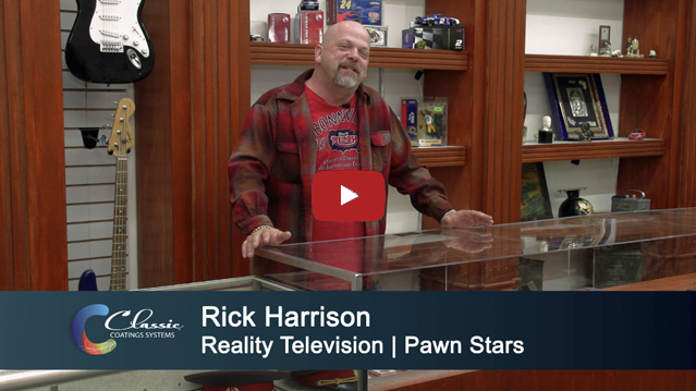 Rick Harrison Video